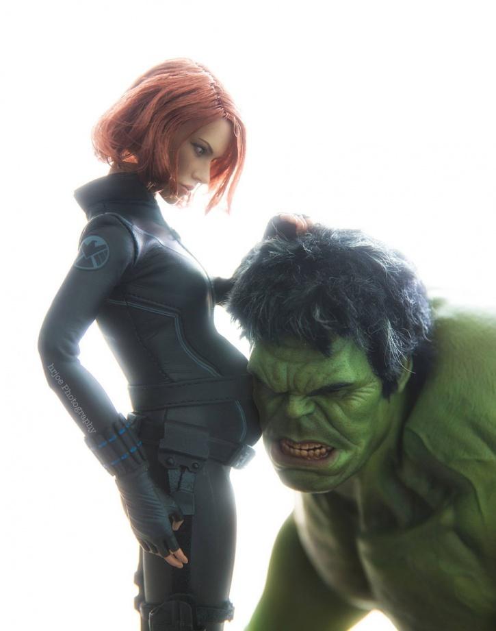 Black Widow, Hulk