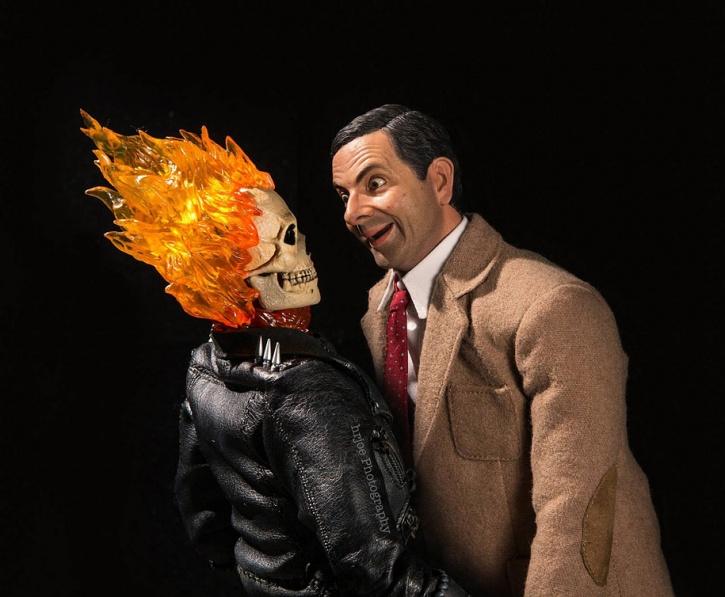 Ghost Rider, Mr. Bean