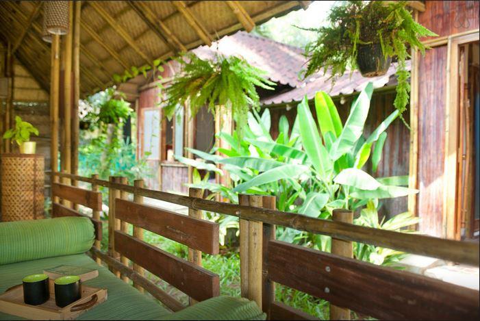 eco tourism lodge