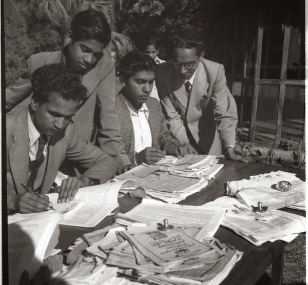 1950s elections delhi
