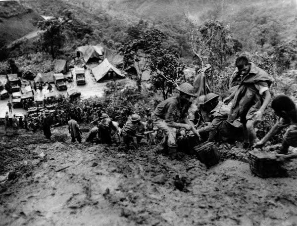India world war 2