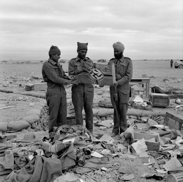 Indian Army World War