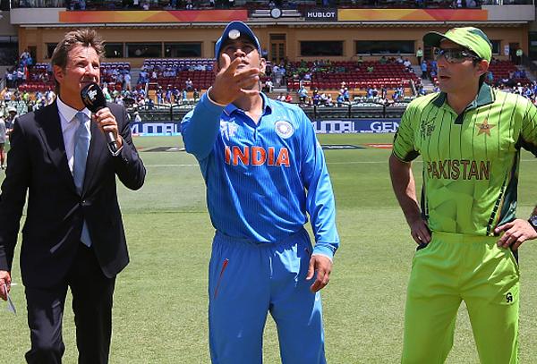 India toss