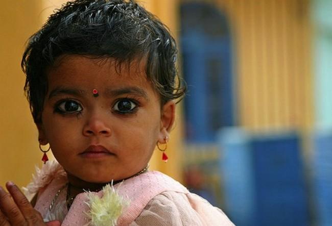 Evil eye in India
