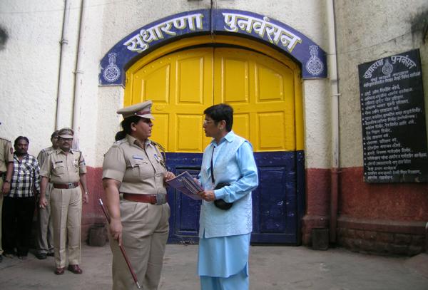 Kiran Bedi police