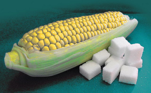 fructose corn syrup