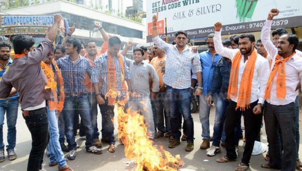 mangalore protests