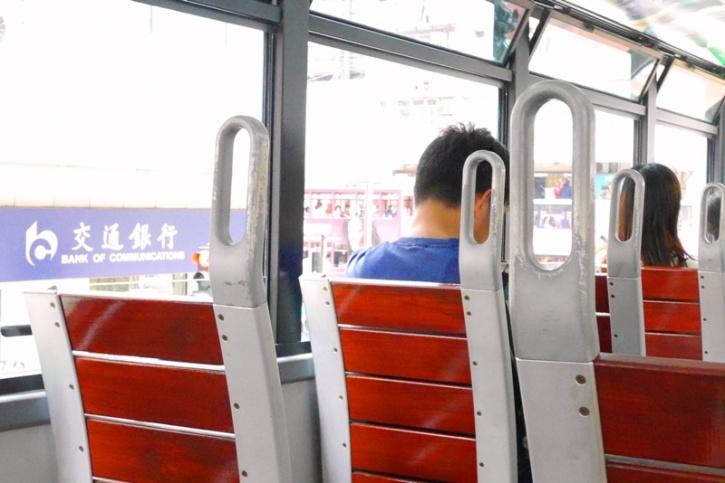 trams hong kong