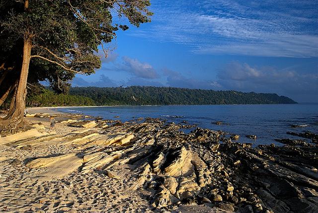 Radhanagar beach andamans and nicobar islands