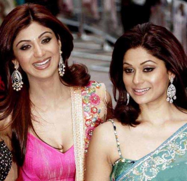 Shilpa and Shamita shetty