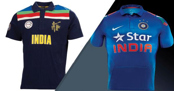 India shirts