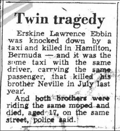 twin tragedy