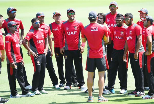 UAE practice