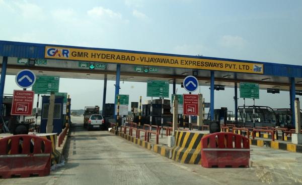 Vijaywada expressway