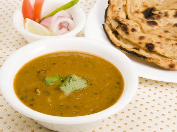 Low-Fat Dal Makhani Recipe