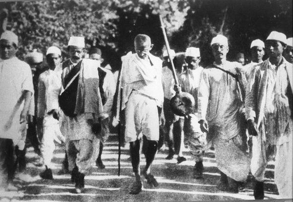Mahatma Gandhi Dandi March