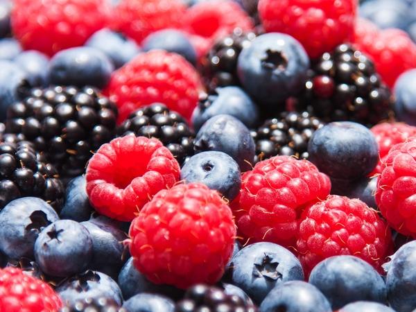 Amazing Health Benefits Of Berries