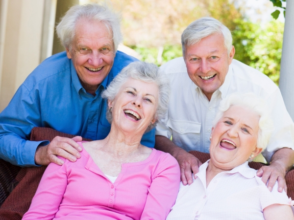 Laughter, The Best Medicine For Age-Related Memory Loss