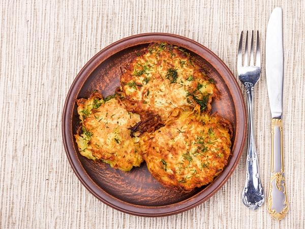 Mini Jowar Pancake Recipe
