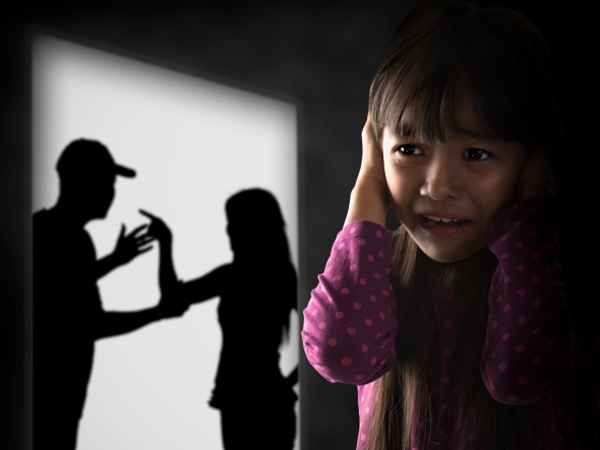 Divorce: A Catastrophic Event In A Child's Life