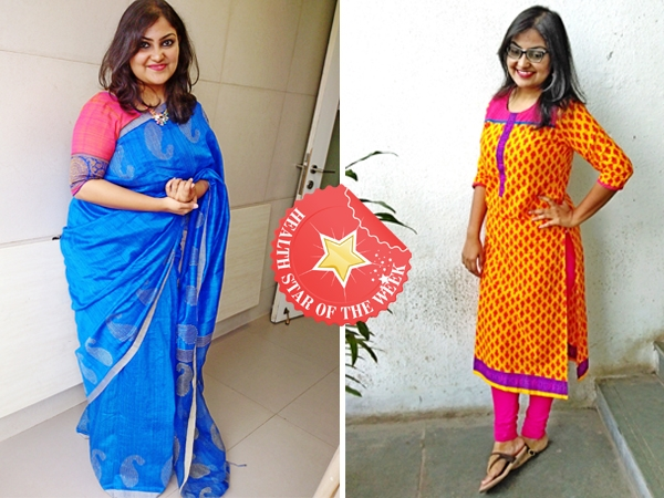 Health Star Of The Week: Aditi's Classic Weight Loss