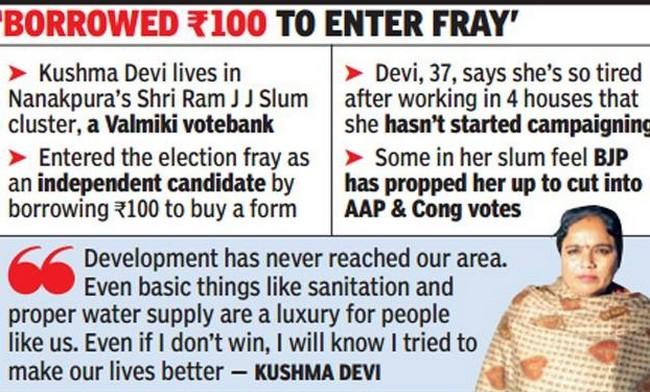 Kushma Devi