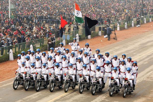 Republic day BSF
