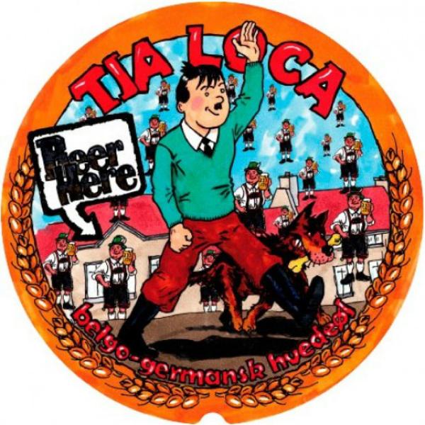Beer Here Tia Loca