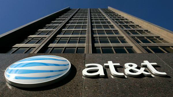 at & t office