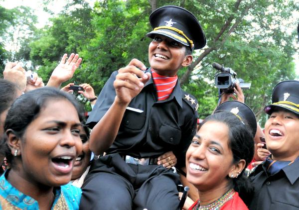 Captain Divya Ajith