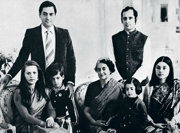 sonia and family
