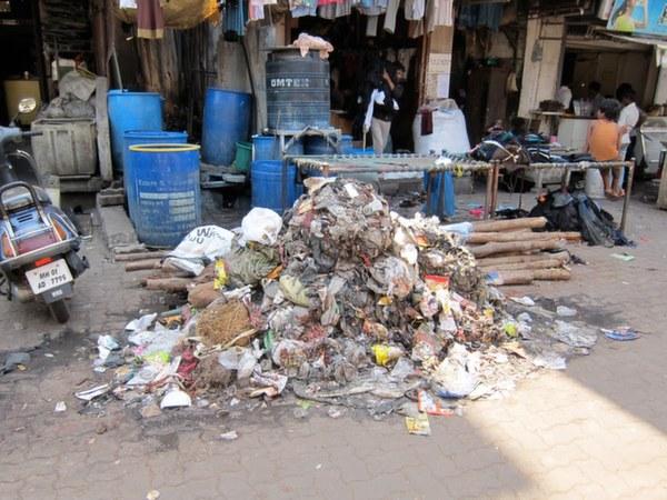 pile of grabage