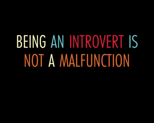 introvert quote