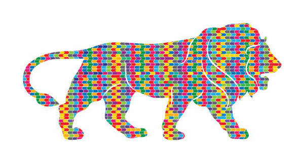 make in india lion
