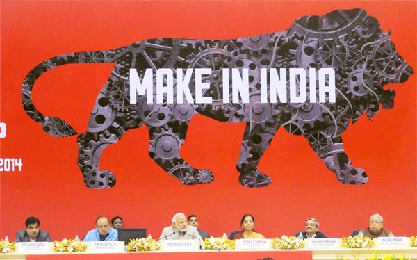 Make in India confrence