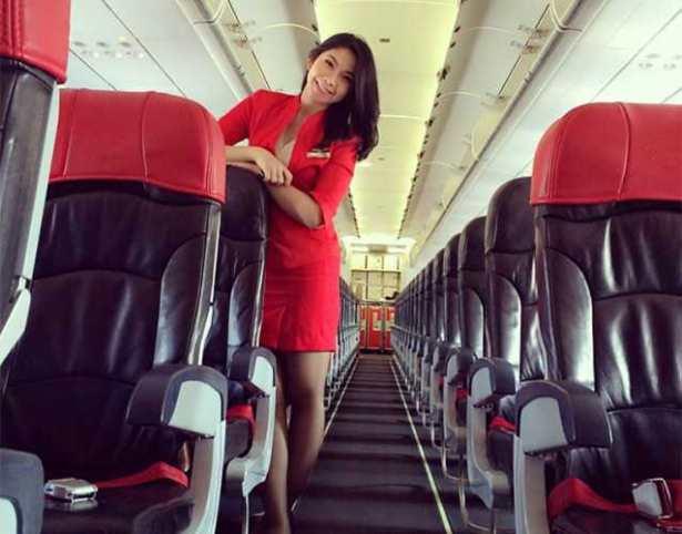 nisa air asia qz8501 cabin crew