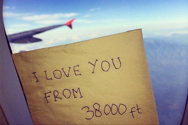 love note air asia