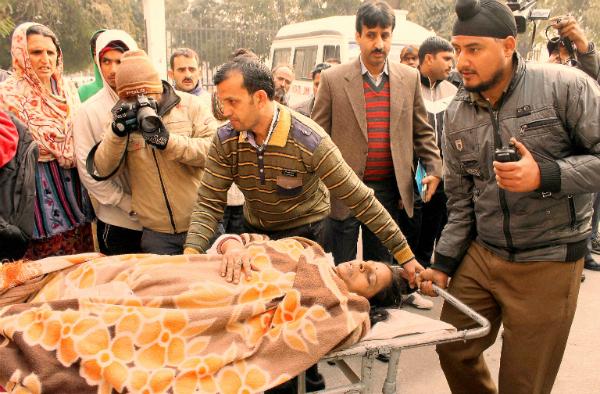 pakistan shelling of kashmir death