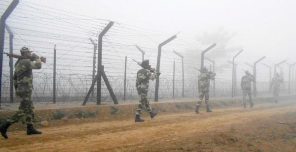 pakistan india border