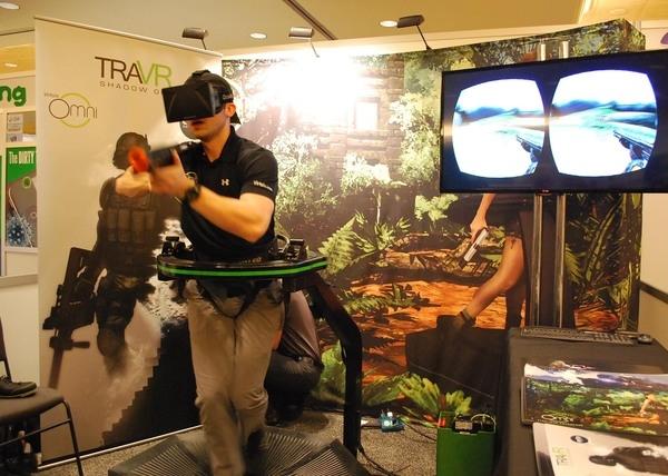 virtual reality game oculus