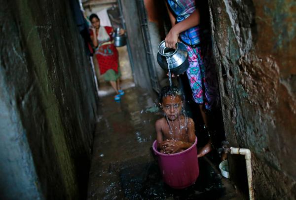 sanitation india