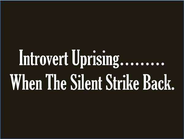 introvert uprising