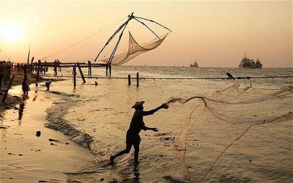 fishing in kerala