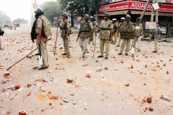 riots trilokpuri