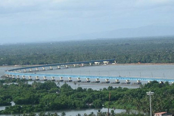Vembanad Bridge