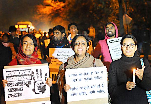 riot in delhi