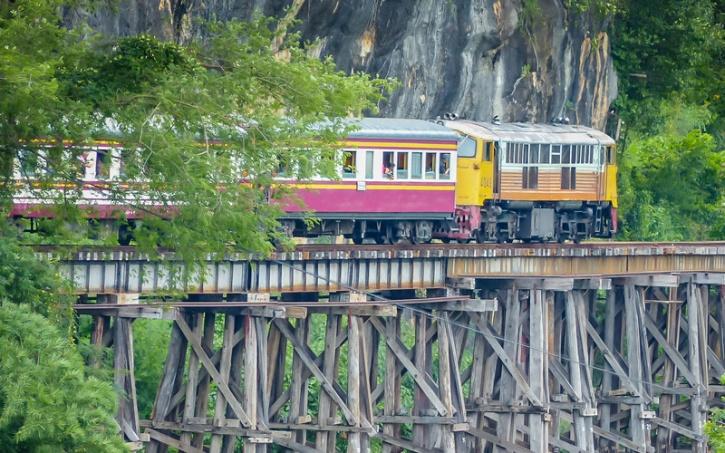 10 The Death Railway