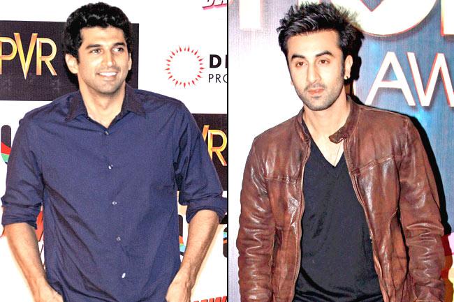 Aditya Roy Kapur And Ranbir Kapoor Are The New Bollywood's BFFs