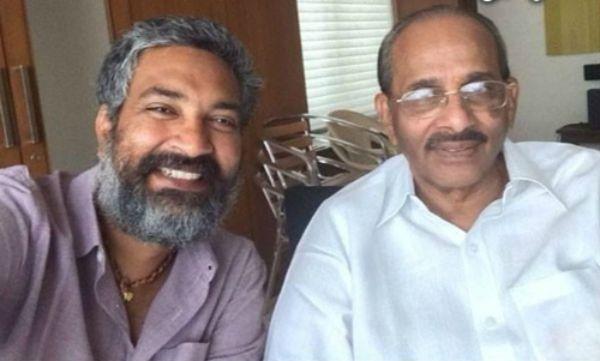S.S.Rajamouli And Vijayendra Prasad