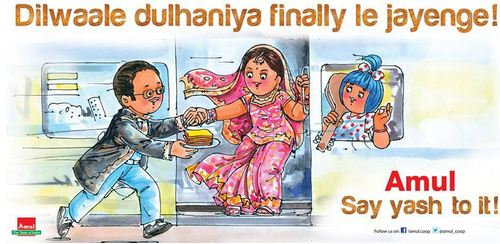 Amul Posters